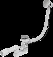 Сифон для гидромассажных ванн, пластик/пластик AlcaPlast A566-112122-80