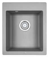 Кухонная мойка Granula GR-4201 алюминиум