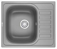 Кухонная мойка Granula GR-5801 алюминиум