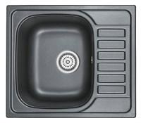 Кухонная мойка Granula GR-5801 шварц