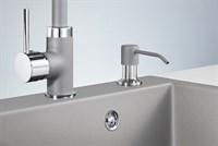 Дозатор для жидкого мыла Granula GR-1403 алюминиум