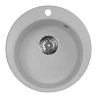 Мойка кухонная AquaGranitEx M-05 (310) серый
