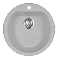 Мойка кухонная AquaGranitEx M-07 (310) серый