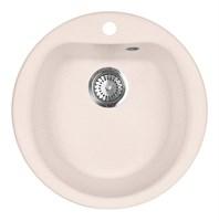Мойка кухонная AquaGranitEx M-07 (311) светло-розовый