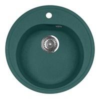 Мойка кухонная AquaGranitEx M-08 (305) зеленый