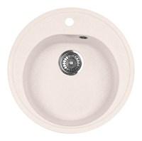 Мойка кухонная AquaGranitEx M-08 (311) светло-розовый