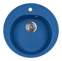 Мойка кухонная AquaGranitEx M-08 (323) синий