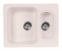 Мойка кухонная AquaGranitEx M-09 (311) светло-розовый