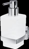 Дозатор для жидкого мыла Am.Pm Gem A9036900 Хром Белый (A9036900)