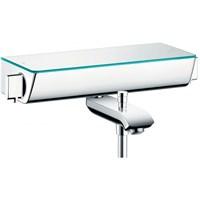 Смеситель для ванны Hansgrohe Ecostat Select 13141000 с термостатом Хром