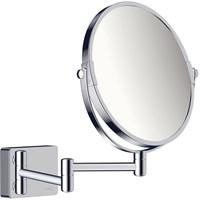 Косметическое зеркало Hansgrohe AddStoris 41791000 с увеличением Хром